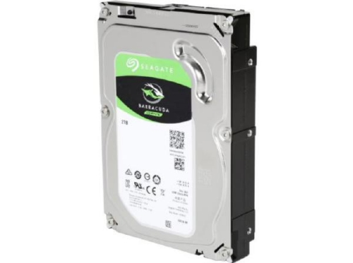 "NEW SEAGATE ST2000DM008 SATA 3.5"": 2TB BARRACUDA SATA 7200 RPM 256MB CACHE.f."